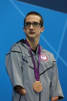 2012 London Paralympics - Day 3 - Swimming