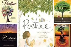 """Poetry Books for Kids – Looking for some fun """"Poetree"""" books for kids? These books include poems about nature, trees, history, and more. Actually, not all of them are for kids, so check it out!Christie Wright Wild – Children's Book Author Poetry Books For Kids, Modern Poetry, Forms Of Poetry, Fear Of The Unknown, Inspirational Poems, New Friendship, Wild Child, Book Authors, Some Fun"""