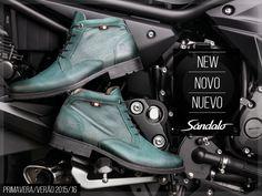 Alguém disse...Nova coleção? Pode apostar que sim.  A nova coleção da Sândalo celebra o novo. O cotidiano e a moda do homem urbano. Em breve nas lojas. #sândalo #sd #fashion #style #men #shoes #boots #cool #composition #new #novo #nuevo #menfashion #newcollection