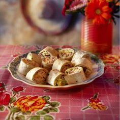 Recept - Wrap met kip en korianderroom  - Boodschappenmagazine
