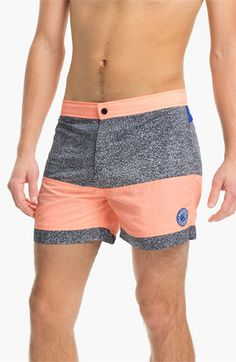 Warriors of Radness 'Bahama' Swim Trunks available at Nordstrom
