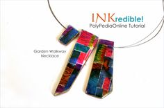 """Alcohol Inks Polymer Clay Tutorial – INKredible Garden Walkway Beads & Bracelet Learn the most popular techniques to achieve INKredible polymer clay creations with alcohol inks! Have you ever been excited to try an absolutely new material with polymer clay but did not know where to start? You may have heard about """"Alcohol Inks"""" but …"""