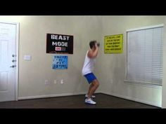 10 Minute Low Impact Workout