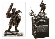 U.K. 2008 - Warhammer Single Miniature - Demon Winner, the unofficial Golden Demon website