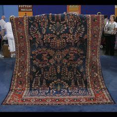 Sarouk Carpet, ca. 1925