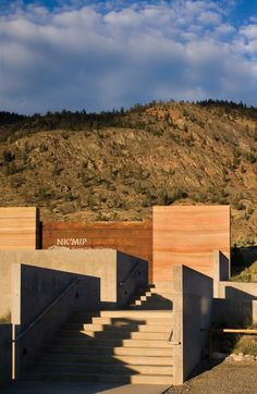 Nk'Mip Desert Cultural Centre / DIALOG , Architects: DIALOG, Location: Osoyoos, BC V0H, Canada, Architect In Charge: Bruce Haden, Project Architect: Brady Dunlop,  Photographs: Nic Lehoux Photography, Area: 1,115 sqm