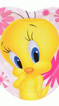 Lovely Bird wallpaper by krishnasakhi - 37 - Free on ZEDGE™ Tweety Bird Quotes, Looney Toons, Birthday Wallpaper, Bird Wallpaper, Favorite Cartoon Character, Betty Boop, Cartoon Characters, Animated Gif, Balloons