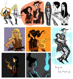 sketch dump viii by on deviantart. Tanith, China, Skulduggery and Valkyrie. Skulduggery Pleasant, Book Authors, Books, Stop Motion, Character Design, Character Drawing, Detective, Cool Art, Sketches