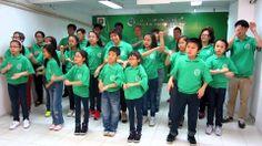 黎明與聾協會員齊打手語歌 ,參與同心公益金 - http://news4eyes.com/54560/