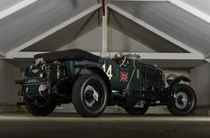 Bentley 4.5 Litre Blower by Peterson For Sale (1938)