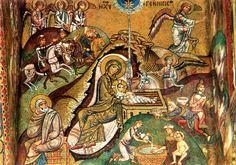 Palermo, Sicily: Mosaics from the Capella Palatina