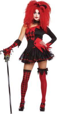 Adult Jesterina Costume