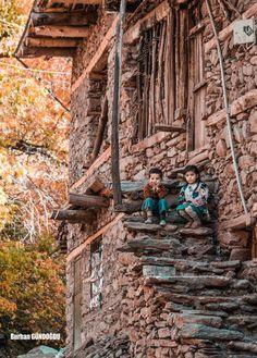 Anadolu'da çocuk olmak. Hizan / BİTLİS ,