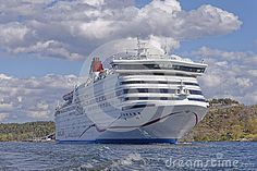 Viking Line Ferry - Download From Over 34 Million High Quality Stock Photos, Images, Vectors. Sign up for FREE today. Image: 56652772