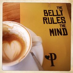 365•306 | the belly runs the mind...