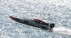 Campionato Offshore Classe 3000 a Terracina