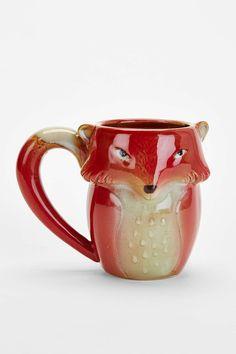 Foxy tea mug Stars Disney, Mug Crafts, Cute Cups, Cool Mugs, My Cup Of Tea, Mug Cup, Tea Mugs, Coffee Cups, Coffee Latte