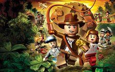 LEGO Indiana Jones - the Original Adventures (Desktop Wallpapers)