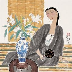 FRAGRANCES, Hu Yongkai (male, 胡永凯; b1945, Beijing)