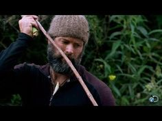 The Ancient Art of Hunting with an Atlatl | Dual Survival - YouTube
