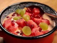 Görög gyümölcsleves SPAR konyhájából | NOSALTY