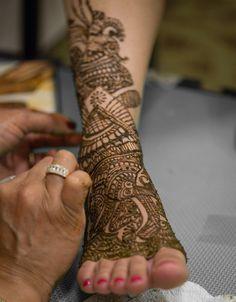 Mehndi night before Hindu Wedding. Taken by Life Art Photography, LLC in Cincinnati, OH. Hindu Wedding Ceremony, Mehndi Night, Art Photography, Wedding Photography, Cincinnati, Henna, Vibrant Colors, Tattoos, Celebrities