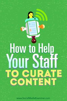 Is third-party content part of your social media marketing mix?  With the right process, a team can become a content-curation powerhouse.  In this article, you'll discover how to set up a collaborative workflow for content curation. Via @smexaminer.