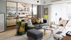 台北 25 坪用家具營造北歐風的設計師工作室 - DECOmyplace 新聞台