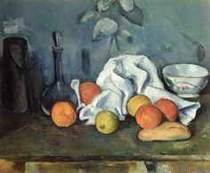 Paul Cézanne - Fruits, 1879-80