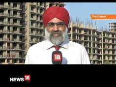 Many people invested for their dream home in Faridabad's upcoming residential society by Triveni builders- where the construction has stopped. A decade of wait & now the residents know that their dream home is as good as gone. Gurinder Sambhi is turning CJ, he is a buyer who like many others is now waiting for the builder to refund their money with interest.