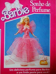 Barbie Sonho de Perfume 1989