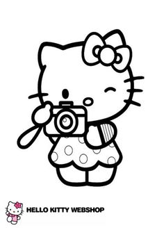 Hello Kitty Coloring Book Games Free Kids Online Kidonlinegamecom Fresh Pages Page And
