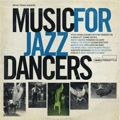 VARIOUS ARTISTS - Music For Jazz Dancers ℗ 2012, Freestyle Records