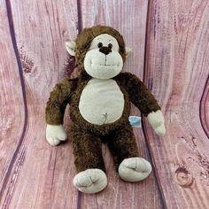 "20"" Large Build A Bear Monkey 🐒 beanie plush soft toy teddy chimp kids huggable"