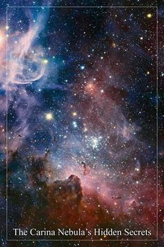 The Wonders of the Carina Nebula, a region of massive star formation in the sout… – Science and Nature Ciel Nocturne, Star Formation, Floor Art, Purple Area Rugs, Hubble Space Telescope, Nasa Space, Space Images, Space Photos, Milky Way