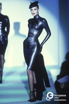 Thierry Mugler, Autumn-Winter 1997, Couture