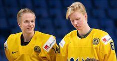 Hockey Baby, Ice Hockey, Hockey Stuff, Buffalo Sabres, Vancouver Canucks, Hockey Players, Nhl, Sweden, Celebs