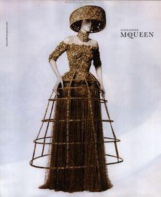 Alexander McQueen Ad Campaign Spring/Summer 2013