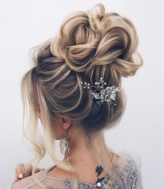 Layered and Gathered Bridal Hairstyle - 40 Gorgeous Wedding Hairstyles for Long Hair - The Trending Hairstyle Ball Hairstyles, Face Shape Hairstyles, Wedding Hairstyles For Long Hair, Bride Hairstyles, Birthday Hairstyles, Pagent Hair, Long Shag Haircut, Hair Upstyles, Elegant Wedding Hair