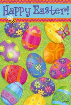 Sharla Fults — Happy Easter (541x800)