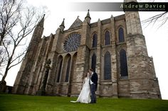wedding photos durham cathedral by http://www.andrew-davies.com/wedding-photographers-durham.htm