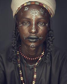 Wodaabe, Gerewol, Chad