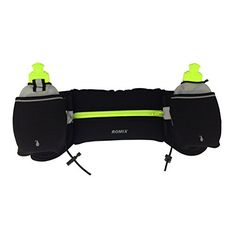 Romix ® Hydration Waist Pack - Adjustable Running Belt Romix…