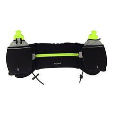 Romix ® Hydration Waist Pack - Adjustable Running Belt Romix…