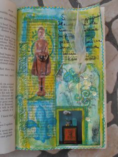 semplicidee...: Art Journal...bellezza