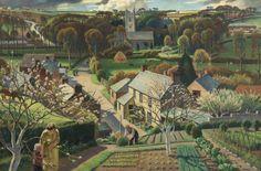 Adrian Allinson 1890-1959: The Cornish April
