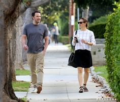 All the Times Ben Affleck and Jennifer Garner Have Been Spotted Together Since Their Split