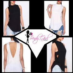 Rock Star Top (order up in size for loose fit)