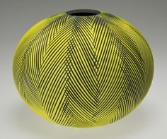 Nick Leonoff - Untitled - Blown & Carved Glass - 2012