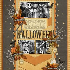 Credits: - Cindy's Layered Templates Set 151 - Cindy Schneider http://www.sweetshoppedesigns.com/sw...rch&page=1 - Bewitching - Kristin Cronin Barrow (Retired)